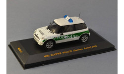 1:43 MINI Cooper «Polizei» (German Police)