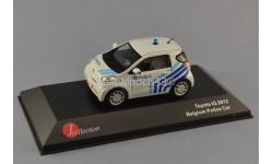 ТОРГИ С 1 РУБЛЯ Toyota IQ Belgium Police Car