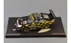 Porsche 911 (996) GT3 RS #83 24h LeMans 2001 Seikel Motorsport