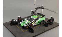 Pitstop mechanic set 6 figures