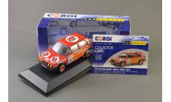 SALE / ЛИКВИДАЦИЯ !!! 1:43 Volkswagen VW Golf MK II GTI #50 BTCC 1988, масштабная модель, Corgi / Vanguards