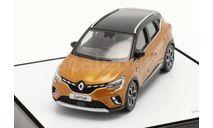 Renault Captur (taklamakan orange / black), масштабная модель, Norev, scale43