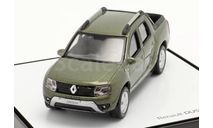 Renault Duster Oroch Pick-Up, масштабная модель, Norev, scale43