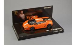 SALE / ЛИКВИДАЦИЯ !!! 1:43 Lamborghini Gallardo LP550-2 Valentino Balboni, масштабная модель, Minichamps