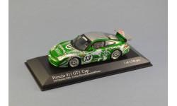 SALE / ЛИКВИДАЦИЯ !!! 1:43 Porsche 911 GT3 #13 24 Daytona 2004 Cawley / Espenlaub / Davis / Foster, масштабная модель, Minichamps
