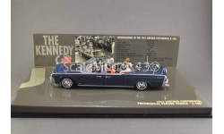 1:43 — Lincoln Continental Presidential Parade Vehicle X-100 (1961)