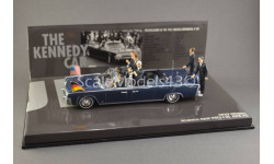 1:43 — Lincoln Continental Presidential Parade Vehicle X-100 Berlin (1963)