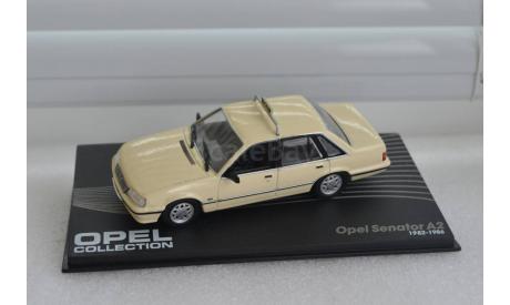 1:43 Opel Senator Taxi, масштабная модель, Altaya, 1/43