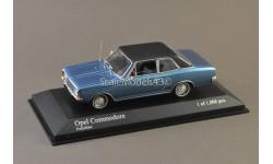 SALE / ЛИКВИДАЦИЯ !!! 1:43 Opel Commodore (1966), масштабная модель, Minichamps