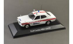С РУБЛЯ !!! 1:43 Ford Cortina Mk II Essex policy, масштабная модель, Atlas, scale43