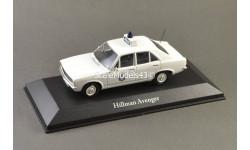 С РУБЛЯ !!! Hillman Avenger west Yorkshire policy, масштабная модель, Atlas, scale43