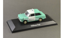 С РУБЛЯ !!! 1:43 Hillman Imp Kent policy, масштабная модель, Atlas, scale43
