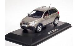 Opel Antara Серый Металлик (2006) - 1:43 - Norev (Дилерское исполнение), масштабная модель, scale43