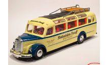 Mercedes-Benz Diesel Omnibus Type 0-3500 (1950) - Matchbox DY-S 10 - 1:50, масштабная модель, 1/50