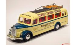 Mercedes-Benz Diesel Omnibus Type 0-3500 (1950) - Matchbox DY-S 10 - 1:50