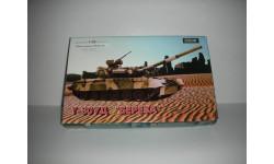 Советский средний танк Т-80УД Берёза Скиф (201) 1/35, сборные модели бронетехники, танков, бтт, scale35