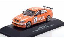 BMW 320si (E90) #4 BTCC champion 2009 Colin Turkington, масштабная модель, Atlas, scale43
