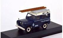 Land Rover Santana 88 Telefonica, масштабная модель, Fiat, Altaya, scale43
