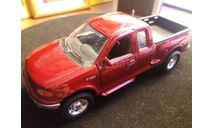 Ford F-150  Flareside Supercab Pickup, масштабная модель, Welly, scale32