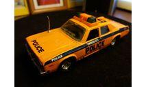 Plymouth Gran Fury  'Police' 1979, масштабная модель, Matchbox, scale0
