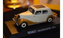 Renault Celtaquatre 1934, масштабная модель, Norev, 1:43, 1/43