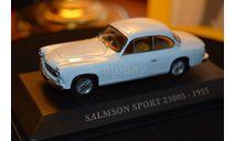 Salmson Sport 2300S 1955, масштабная модель, Altaya, scale43