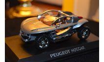 Peugeot Hoggar, масштабная модель, Altaya, scale43