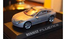 Renault Fluence, масштабная модель, Altaya, scale43