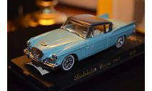 Studebaker - Coupe 1957, масштабная модель, Solido, scale43