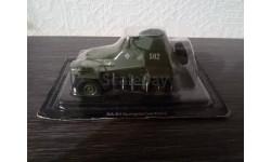 БА-64 бронеавтомобиль, журнальная серия Автомобиль на службе (DeAgostini)