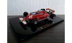 Ferrari F1 126 CK, масштабная модель, 1:43, 1/43, Hot Wheels Elite