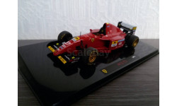 Ferrari F1 412 T2, масштабная модель, 1:43, 1/43, Hot Wheels Elite