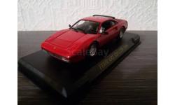 Ferrari 328GTB (1985), журнальная серия Ferrari Collection (GeFabbri), 1:43, 1/43