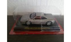 Ferrari 355 Berlinetta, журнальная серия Ferrari Collection (GeFabbri), Ferrari Collection (Ge Fabbri), scale43