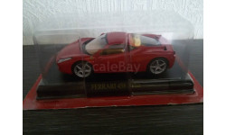 Ferrari 458 Italia, журнальная серия Ferrari Collection (GeFabbri), 1:43, 1/43, Ferrari Collection (Ge Fabbri)
