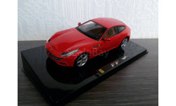 Ferrari FF, масштабная модель, 1:43, 1/43, Hot Wheels Elite