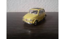 Fiat 600D, масштабная модель, 1:43, 1/43, Bauer/Cararama/Hongwell