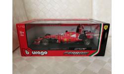 Ferrari F1 №5 S. Vettel  SF15-T, масштабная модель, Bburago, 1:18, 1/18