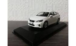 Lexus CT200h, масштабная модель, Minichamps, scale43