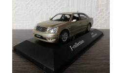 Lexus LS430, масштабная модель, J-Collection, scale43