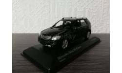 Mercedes-Benz M-Klasse, масштабная модель, Minichamps, scale43