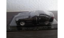 Mercedes McLaren SLR, журнальная серия Суперкары (DeAgostini), 1:43, 1/43