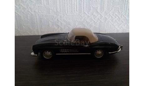 Mercedes SL 300, масштабная модель, 1:43, 1/43, Bauer/Cararama/Hongwell, Mercedes-Benz