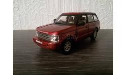 Range Rover, масштабная модель, 1:43, 1/43, Bauer/Cararama/Hongwell