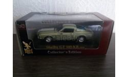 Shelby GT 500-KR, масштабная модель, 1:43, 1/43, Yat Ming