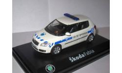 Skoda Fabia II Combi 2012 'Celni Sprava' (таможня Чехии)