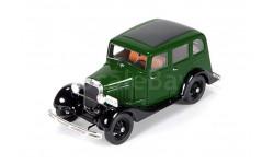 Горький тип Аремкуз 'Такси' 1934 (зеленый / черный), масштабная модель, ГАЗ, DiP Models, 1:43, 1/43