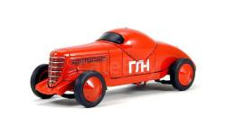 Горький ГЛ-1 (Гоночная Липгарта 1) 1940 (красный), масштабная модель, ГАЗ, DiP Models, 1:43, 1/43