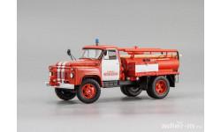 Горьковский автомобиль АЦУ-10(52) 1975 г. (Совхоз «Чапаевский»), масштабная модель, DiP Models, scale43, ГАЗ