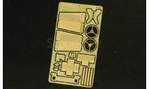 Набор для доработки модели ЗиЛ-157 №3, фототравление, декали, краски, материалы, Петроградъ, scale43